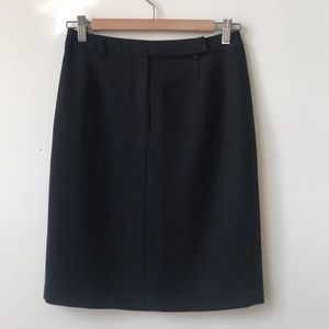 Work Perfect! Classic Pencil Skirt J. Crew wool